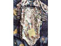 Bundle of Baby Boy Clothes.