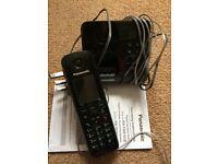 Phone and answering machine - Panasonic