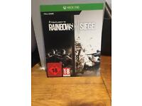 Rainbow 6 siege XBOX One full download