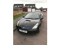 2003 Toyota Celica 1.8 Petrol Manual