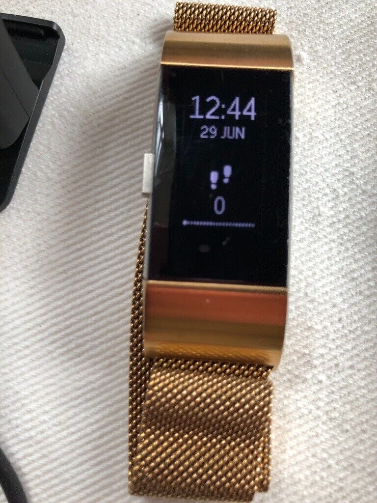 Fitbit Charge 2 With 3 straps   in Blackpool, Lancashire   Gumtree