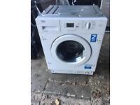 Beko integrated washing machine 6.5 kg A+