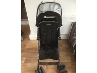 MACLAREN TECNO XT STROLLER / PUSHCHAIR SUITABLE FROM BIRTH
