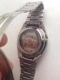 Genuine ladies seiko watch
