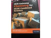 OCR Gateway Chemestry for GCSE Combined Science