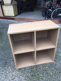 Small cupboard shelf, 4 chubby holes