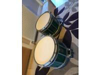 Premier HTC snare marching drums x2