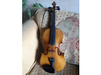 Eastern European early 20th century violin for sale