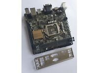 Asus H110i Plus D3 Mini ITX Motherboard. Socket 1151 DDR3
