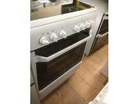 Indesit ceramic top electric cooker 600 mm wide £155