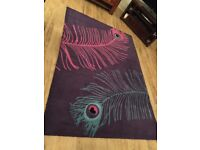 Butterfly Home by Matthew Williamson Debenhams Rug