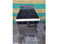 commercial 4 burner LPG cooker blue seal two availabale for restaurant & catering with warranty