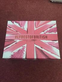 Pink Union Jack box
