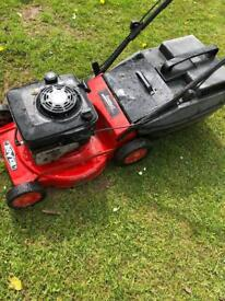 Rover push lawnmower