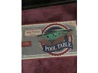 Mini Pool Table as good as new