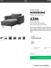 Norsborg chaise Longues