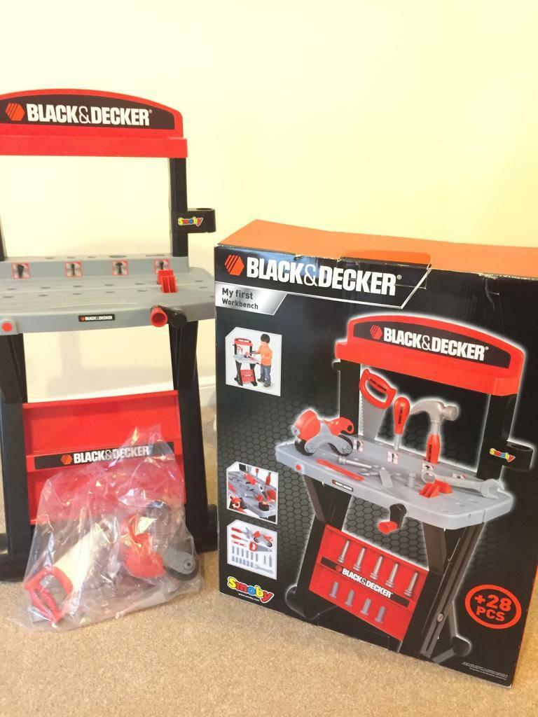Black&Decker workbench