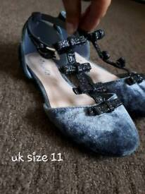 Girls party dress up shoes next and Disney