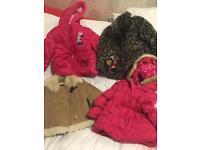 2-3 years jackets-£15