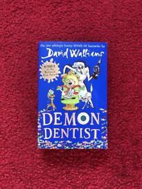 David Walliams' Demon Dentist book