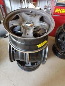 4 RIMS ORIGINAL FORD 17'' 5 X 114,3