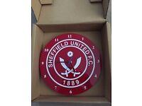 Sheffield United Football Club Clock