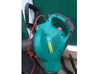 Bosch leaf blower