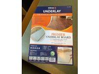 Vitrex Hard floor underlay boards 10m2