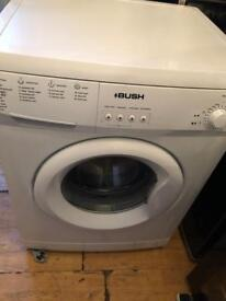 Bush washing machine excellent condition / Can Deliver