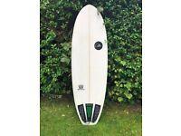 "ABC Mash King 5'10"" Surfboard"