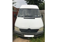 Mercedes Benz SPRINTER 311 CDI MWB Good Condition £1595 One Previous Owner