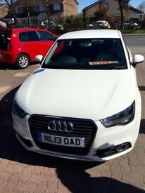 Audi A1 white 2013