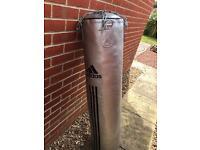 Adidas Punch Bag and wall bracket