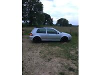 Golf gti 20v turbo r32 spares/repair