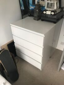 IKEA MALM Chest of Drawers - free