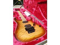 Ibanez Prestige RG652 MQBS-WPB - Ltd - Excellent Condition