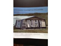 Isabella moonlight awning. 2009. Size 850/875.