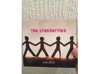 The Cranberries live in London 31/3/10 3xCD Royal Albert Hall brand new