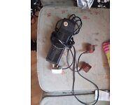 Fish tank light unit