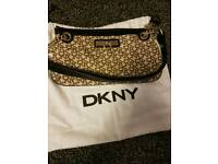 DKNY evening handbag
