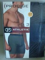 Prodige Athletik 3 pairs Small (28-30) NEW