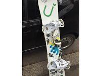 Burton Operator 156 - Shaun White Pro Snowboard