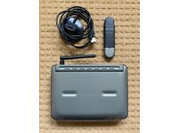 Belkin ADSL2+ Modem with Wireless G Router FSD7632-4 (Used, Unboxed, Great Condition)