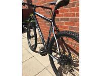 "Carrera Vengeance Mountain Bike 27.5"" frame"