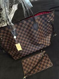 Louis Vuitton style bag