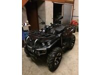 Farm quad 400 cc apache 4WD and DIFF lock