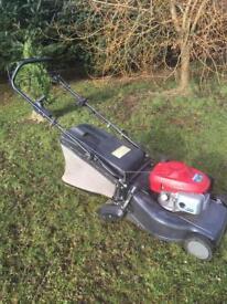 Mountfield model CSP R48R petrol mower for sale