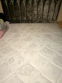king size airsprung mattress 150cm 200cm