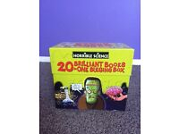 Brand new Horrible Science box set