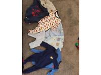 Boys Clothes Tiny/Small Baby/ First Size
